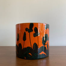 Load image into Gallery viewer, Vintage Glazed Ceramic Planter