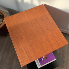 Load image into Gallery viewer, Vintage R.S Associates Teak Side Table