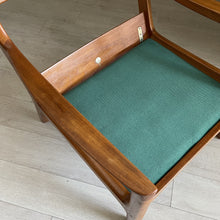 "Load image into Gallery viewer, Ole Wanscher ""Senator"" Teak Lounge Chair for France and Son"