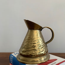 Load image into Gallery viewer, Vintage Brass Jug/Vase