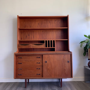 Vintage Teak Sideboard by Punch Design