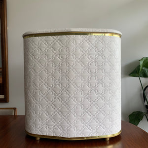 Vintage Counselor Laundry Hamper