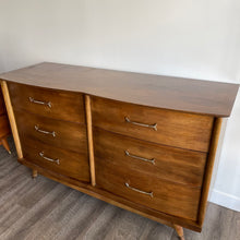 Load image into Gallery viewer, Vintage 6 Drawer Dresser
