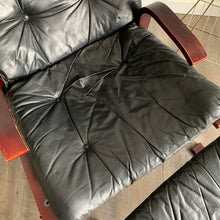 Load image into Gallery viewer, Siesta Style Lounge Chair and Ottoman