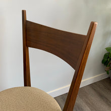 Load image into Gallery viewer, Mid Century Modern Walnut Chair By Kaufman
