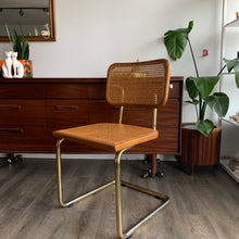 Load image into Gallery viewer, Vintage Cesca Style Cane Chair