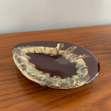 Load image into Gallery viewer, Vintage Mid Century Modern Tear Drop Shaped Ashtray