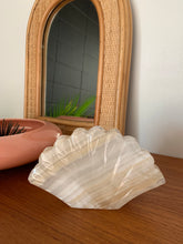 Load image into Gallery viewer, Vintage Onyx Peacock Napkin/Letter Holder