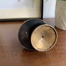 Load image into Gallery viewer, Vintage Solid Brass Sailboat Music Box