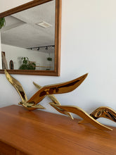 Load image into Gallery viewer, Pair of Vintage Midcentury Modern Syroco Seagulls Wall Decor(Plastic)