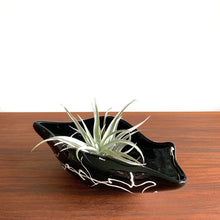 Load image into Gallery viewer, Vintage Beauceware Pottery Dishware/Planter with Glaze Drip Splatter