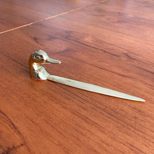 Load image into Gallery viewer, Vintage Brass Letter Opener