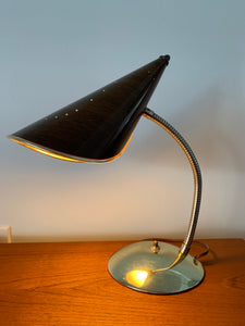 Mid Century Modern Gooseneck Table Lamp