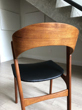 Load image into Gallery viewer, Set of Four Randers Mobelfabrik Teak Dining Chairs