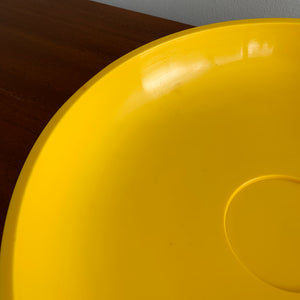 Vintage Yellow Dansk Large Bowl