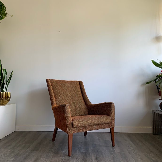 Vintage Midcentury Modern Parker Knoll Armchair