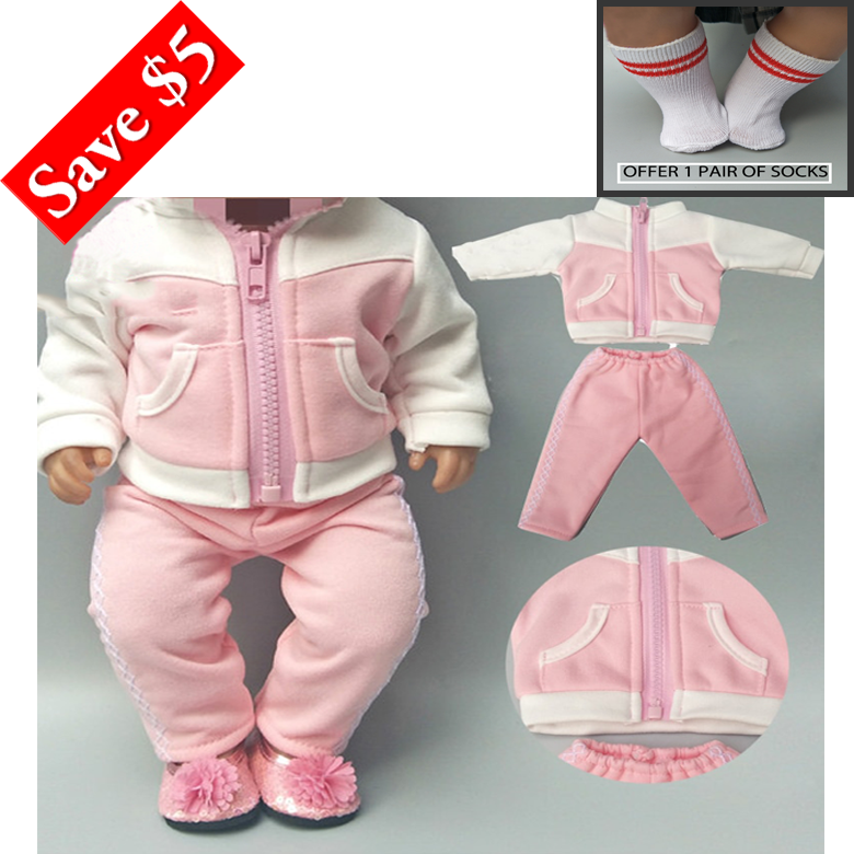 Clothes for Baby Reborn Dolls | OFFER SOCKS!