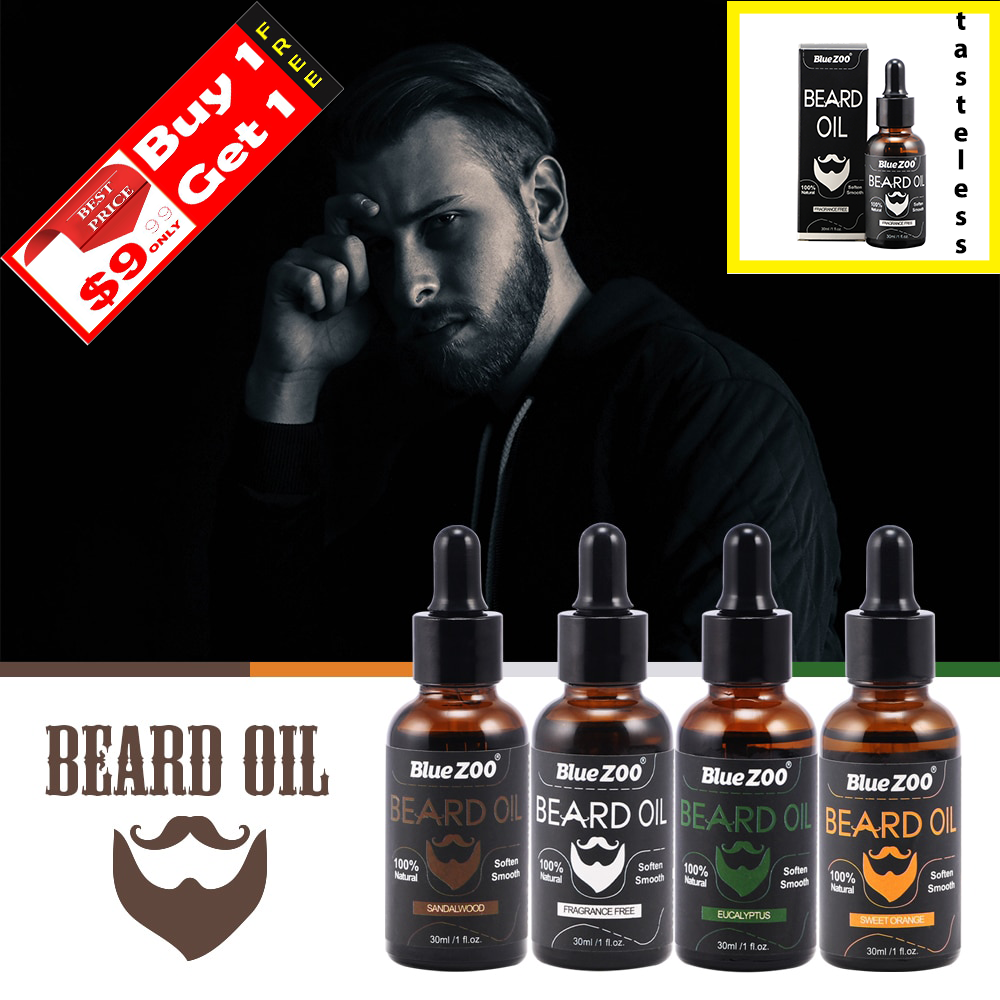 Moustache Cream Beard Oil