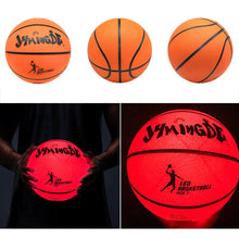 Load image into Gallery viewer, Night Light Basketball