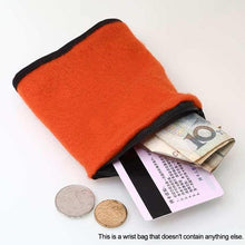 Load image into Gallery viewer, Wallet Pouch Wrist Band