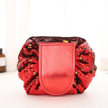 Load image into Gallery viewer, Sequins Cosmetic Bag