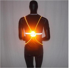 Load image into Gallery viewer, Reflective Safety Light Vest