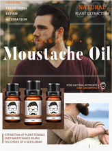 Load image into Gallery viewer, Smooth Natural Beard Oil