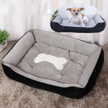 Load image into Gallery viewer, Warm Soft Washable Pet Bed Mat for Small Medium Large Dog