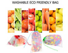 Load image into Gallery viewer, Reusable Eco Bags | 12pcs