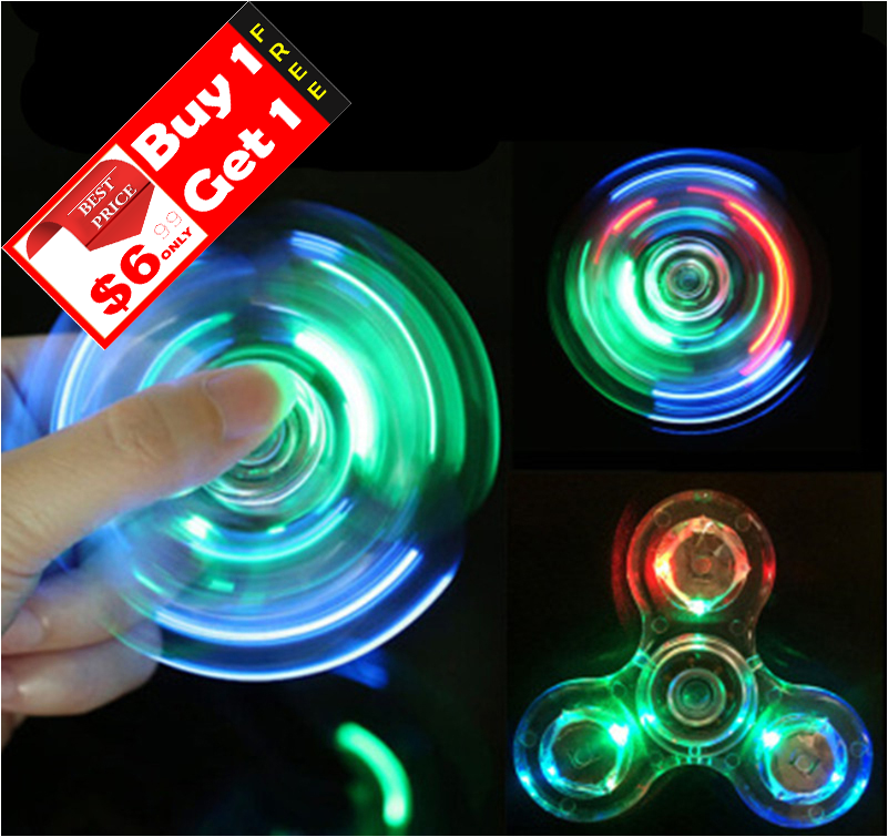Luminous Fidget Spinner