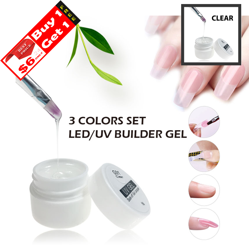 Builder Nail Gel +Pen Offer