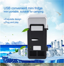 Load image into Gallery viewer, Mini USB Portable Fridge