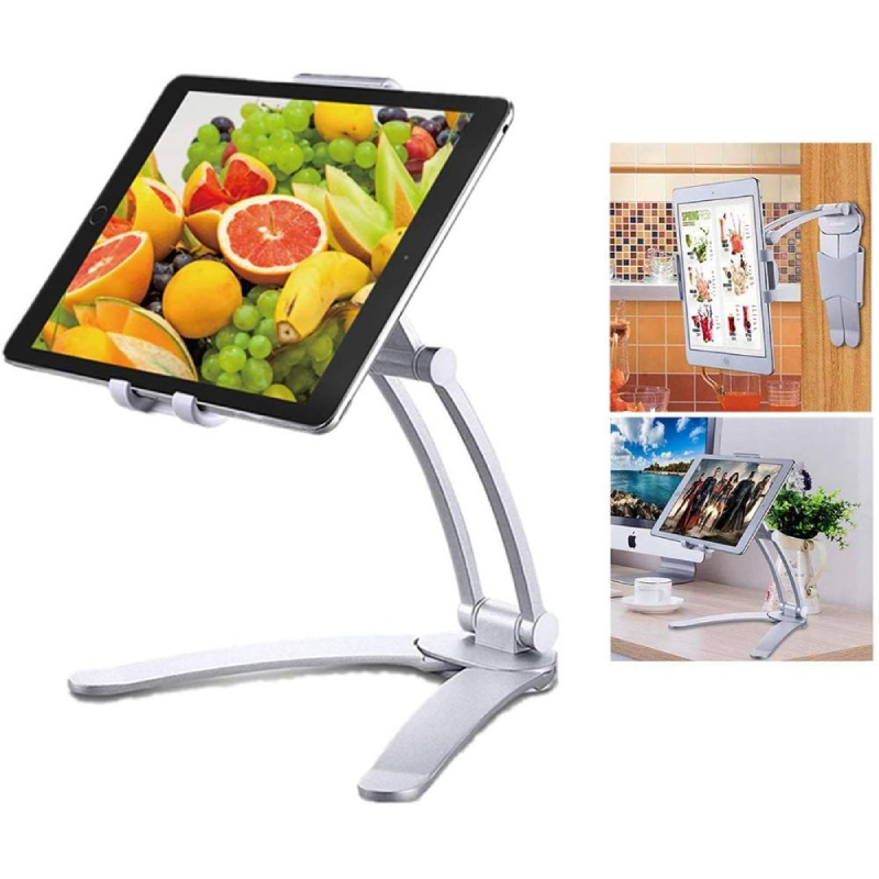 Universal 360º  Stand Wall Desk Phone & Tablet Holder