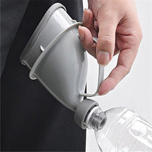 Load image into Gallery viewer, Unisex Portable Man Women Urinal Funnel ideal for Camping Hiking Travel and Outdoors