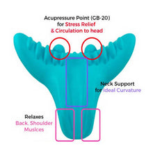 Load image into Gallery viewer, C-NeckPillow™ - Cervical Spine Acupressure Massage