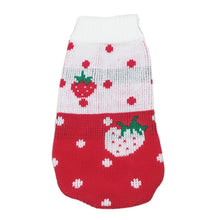 Load image into Gallery viewer, Winter Warm Pet Cat Costume Suit Sweater Outfit