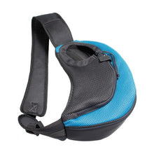 Load image into Gallery viewer, Breathable Pet Sling Carrier Handbag Pouch Shoulder Bag for Outdoor Walks