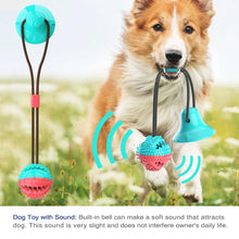 Load image into Gallery viewer, Interactive Dog Tooth Brush Toy