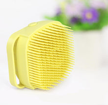 Load image into Gallery viewer, Multifunction Pet Cat Dog bath shower brush Shampoo Massager & Shower Comb