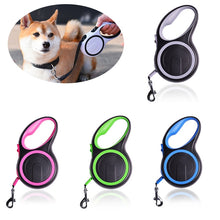 Load image into Gallery viewer, Long Strong Durable Retractable Automatic Extending Dog Walking Leash
