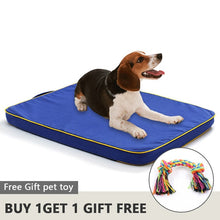 Load image into Gallery viewer, Memory Foam Breathable Orthopedic Dog Bed Mat Mattress