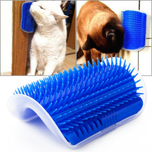 Load image into Gallery viewer, 2 Pack Pet Cat Dog Self  Grooming Hair Removal Brush Comb Tool