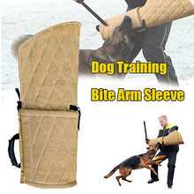 Load image into Gallery viewer, Bite Sleeve Guard Dog Training for Young Dog Fit Both Arms