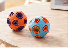 Load image into Gallery viewer, Funny Interactive Ball Dog Bite & Chew Pet Dog Toy