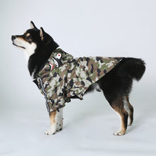 Load image into Gallery viewer, Waterproof Hooded Jumpsuit Raincoat Rain Jacket For Small Large Dog