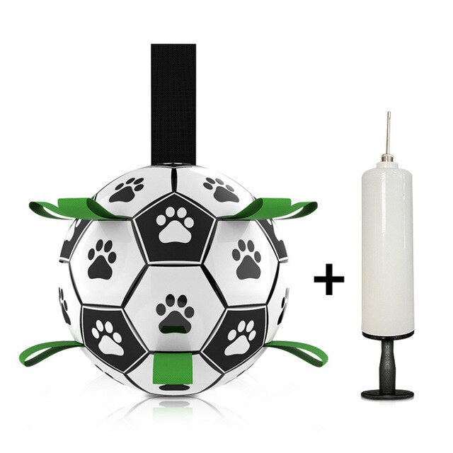 Bite Resistant Interactive Football for Dogs Training