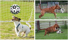 Load image into Gallery viewer, Bite Resistant Interactive Football for Dogs Training