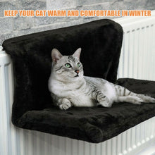 Load image into Gallery viewer, Warm Luxury Cat Radiator Bed Hammock Sleeping Bed for Pets