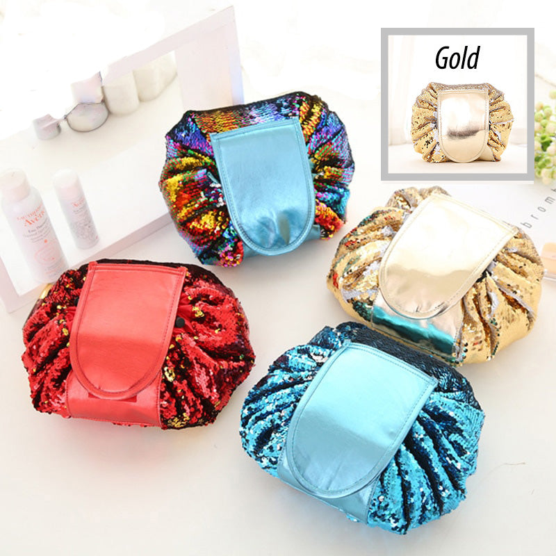 Sequins Cosmetic Bag