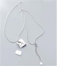 Load image into Gallery viewer, Love Letter Envelope Necklace